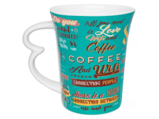 Caneca Oxford Easy 330ml Trends On Coffee Line