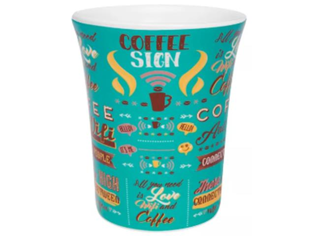 Caneca Oxford Easy 330ml Trends On Coffee Line - 1