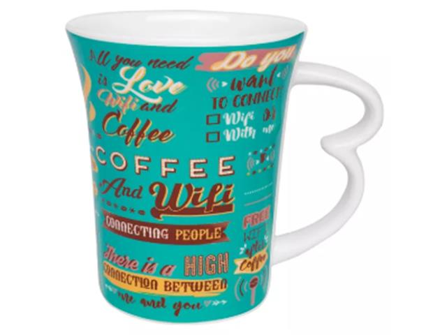Caneca Oxford Easy 330ml Trends On Coffee Line - 2