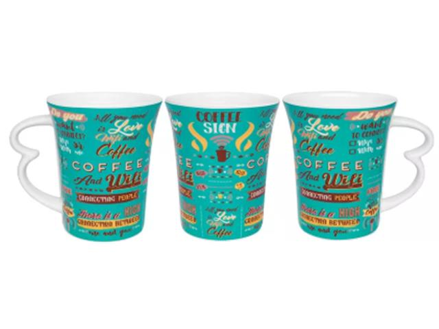 Caneca Oxford Easy 330ml Trends On Coffee Line - 3