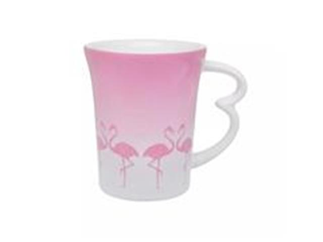 Caneca Oxford Easy Flamingo 330ml - 0