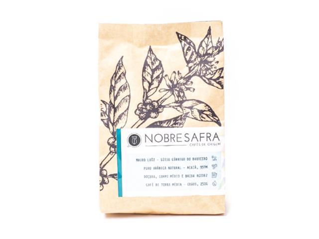 Café Nobre Safra em Grãos 250g