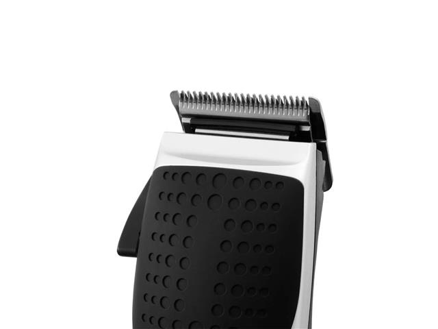 Máquina de Cortar Cabelo Multilaser Men Care Branco/Preto 110V - 3