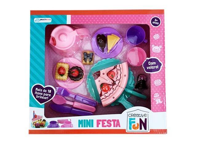 Mini Festa Multikids Creative Fun