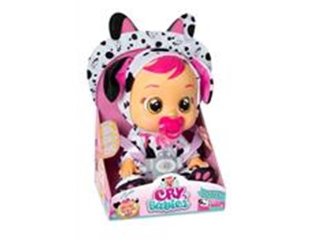 Boneca Cry Babies Multikids Dotty