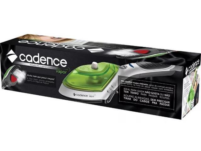 Passadeira Cadence Duo Versátil 110V - 6