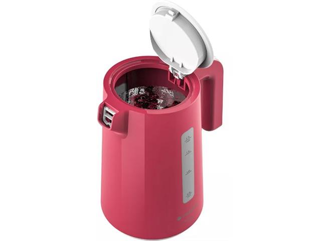 Chaleira Elétrica Cadence Thermo One Colors 1,7L Rosa - 2