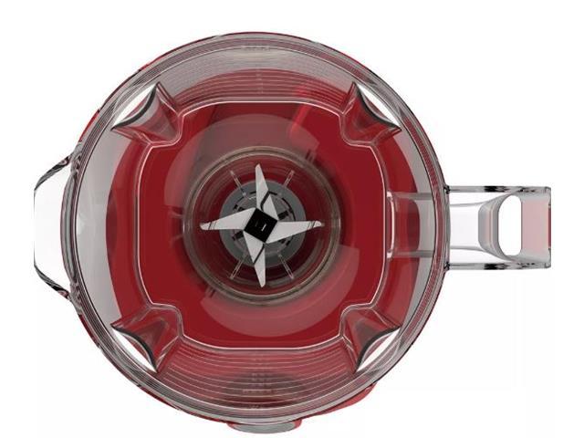 Liquidificador Cadence Robust Vermelho - 2