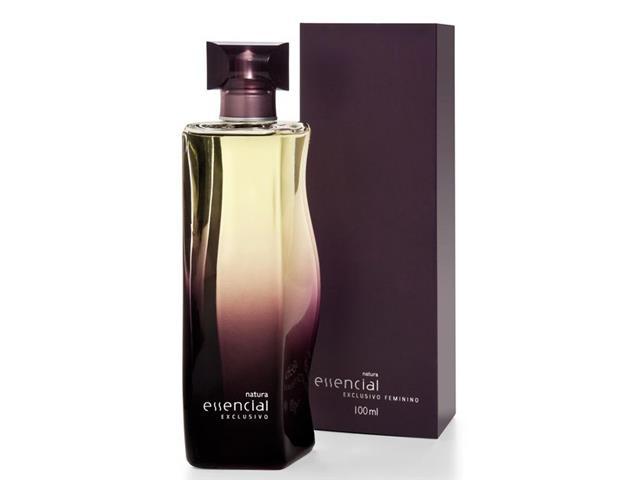 Perfume Essencial Exclusivo Natura Feminino 100mL - 1