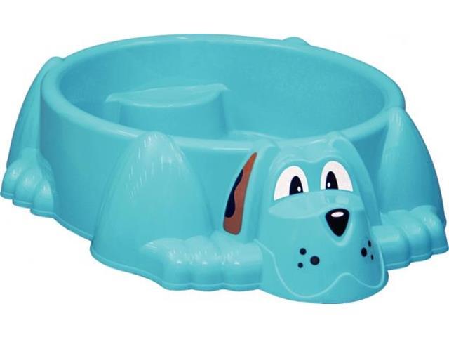 Assento tipo Piscina Tramontina Aquadog Azul