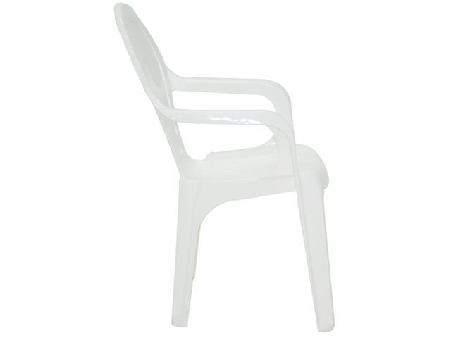 Cadeira Infantil Tramontina Tique Taque Branco - 2
