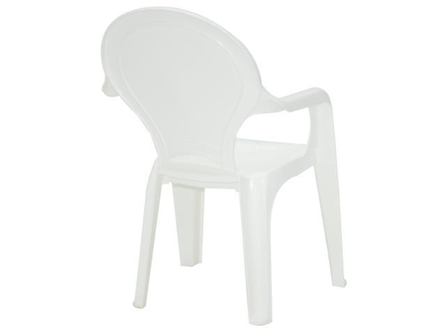 Cadeira Infantil Tramontina Tique Taque Branco - 3