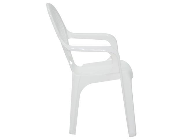 Cadeira Infantil Tramontina Estampada Catty  Branca - 2