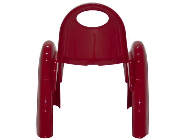 Cadeira Infantil Tramontina Popi Vermelha - 3