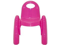 Cadeira Infantil Tramontina Popi Rosa