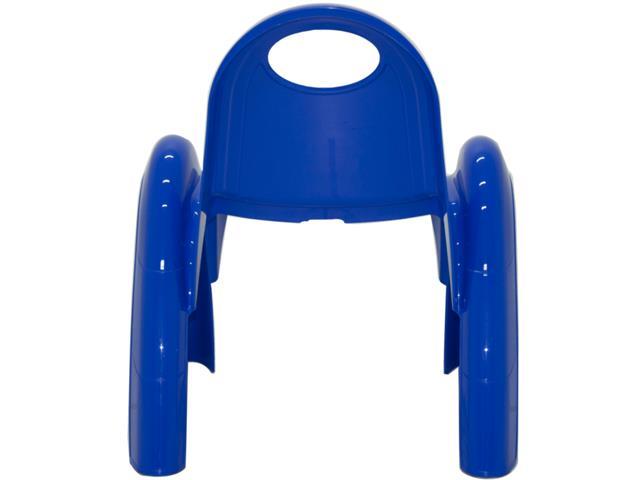 Cadeira Infantil Tramontina Popi Azul - 3