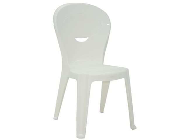 Cadeira Infantil Tramontina Vice Branca - 1