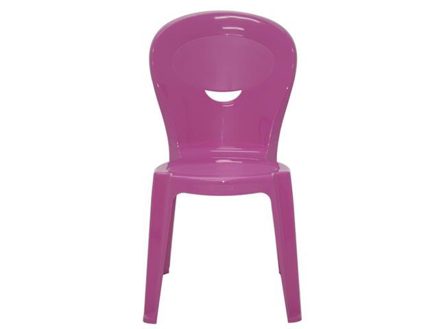 Cadeira Infantil Tramontina Vice Rosa