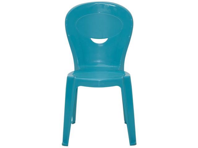 Cadeira Infantil Tramontina Vice Azul