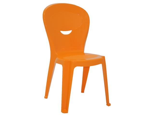 Cadeira Infantil Tramontina Vice Laranja - 1