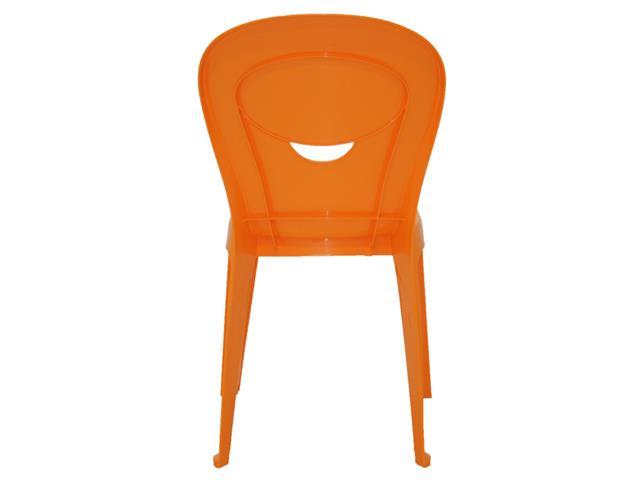 Cadeira Infantil Tramontina Vice Laranja - 3
