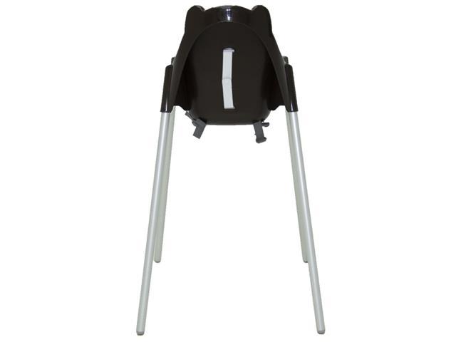 Cadeira Infantil Alta Tramontina Teddy Marrom - 3
