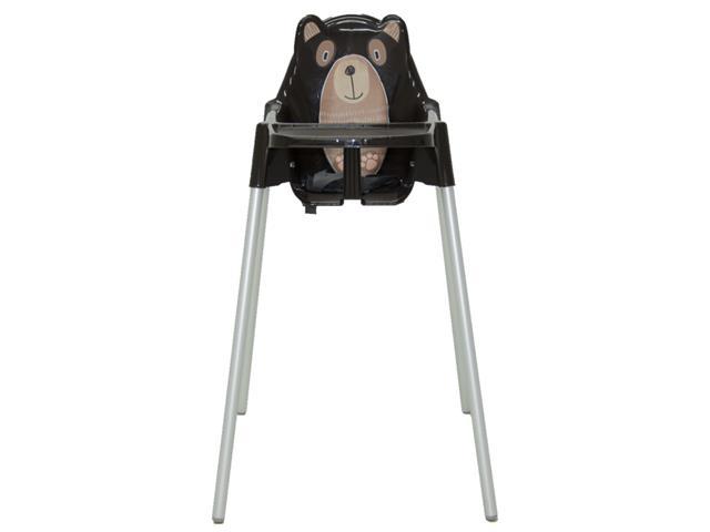 Cadeira Infantil Alta Tramontina Teddy Marrom