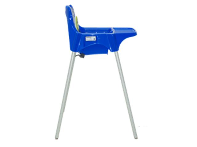 Cadeira Infantil Alta Tramontina Monster Azul - 2