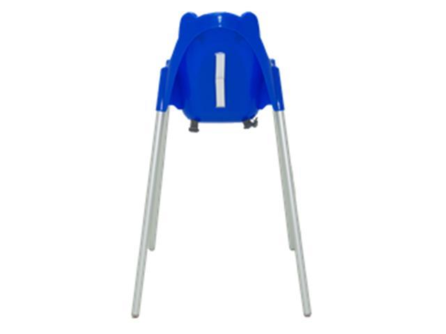 Cadeira Infantil Alta Tramontina Monster Azul - 3