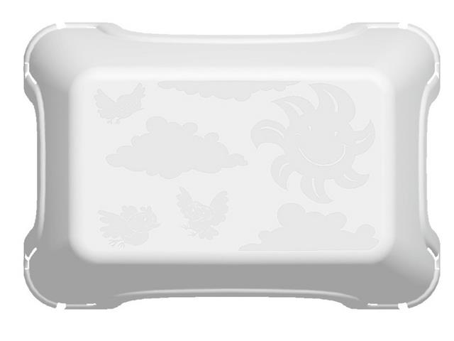 Banquinho Tramontina Catty Branco - 1