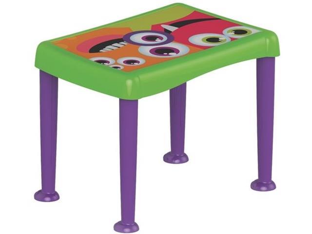Conjunto Mesa e Cadeira Tramontina Monster - 1