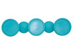 Cabide em formato Bola Tramontina Azul