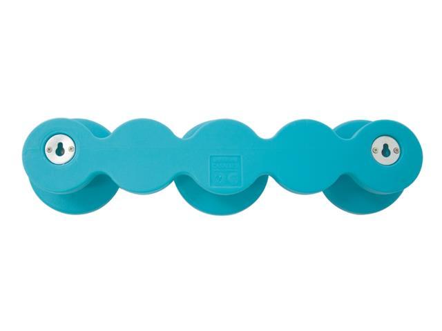 Cabide em formato Bola Tramontina Azul - 1