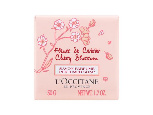 Sabonete Loccitane en Provence Flor de Cerejeira 50g