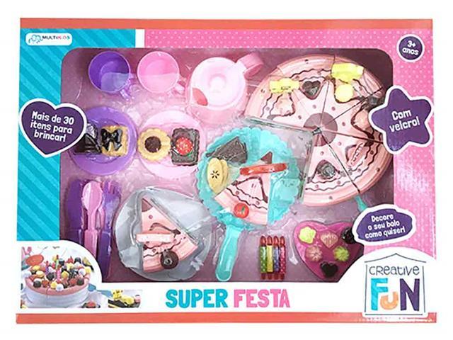 Super Festa Multikids Creative Fun