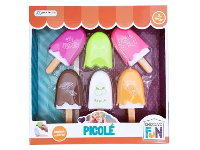 Picolé Multikids Creative Fun
