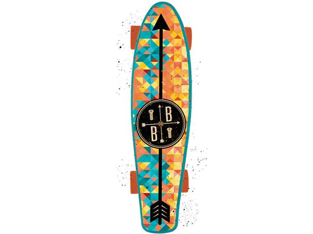 Skate Átrio Mini Cruiser Bob Burnquist - 1