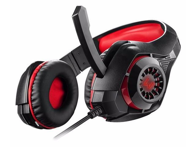 Headset Gamer Multilaser Warrior com Led - 2