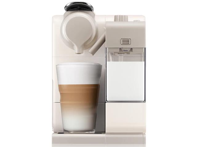 Cafeteira Nespresso Automática Lattissima Touch Facelift White 220V - 2