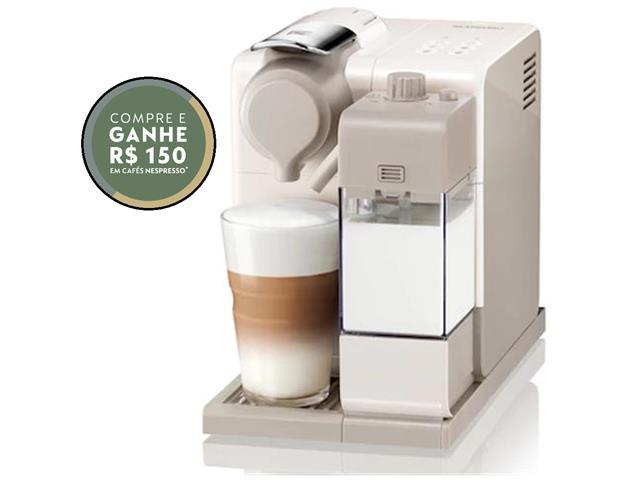 Cafeteira Nespresso Automática Lattissima Touch Facelift White 220V