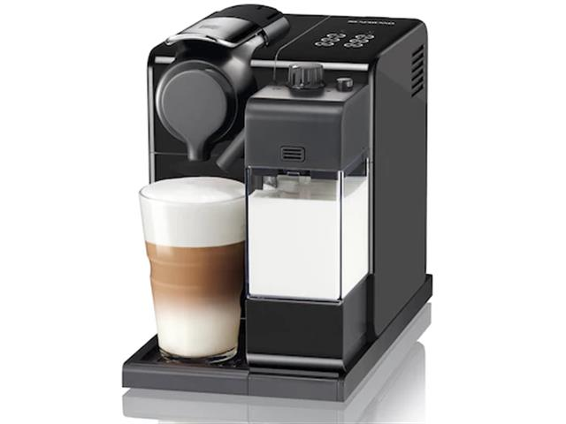 Cafeteira Nespresso Automática Lattissima Touch Facelift Black 110V - 1