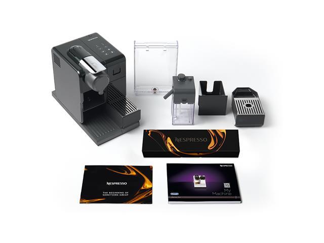 Cafeteira Nespresso Automática Lattissima Touch Facelift Black 110V - 5