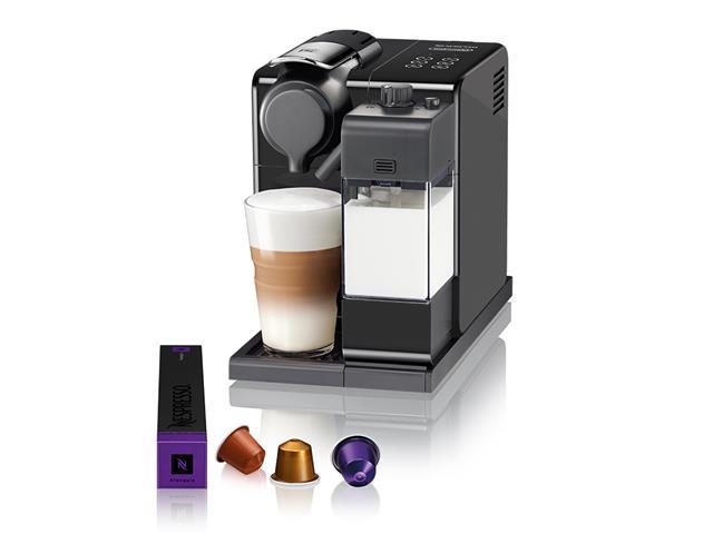 Máquina de Café Nespresso Lattissima Touch F521 – Preta - 110V