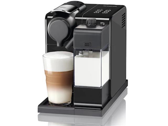 Cafeteira Nespresso Automática Lattissima Touch Facelift Black 220V - 1