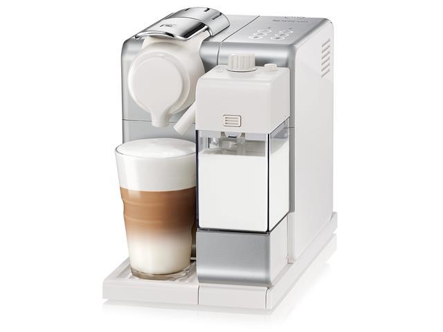 Cafeteira Nespresso Automática Lattissima Touch Facelift Silver 110V