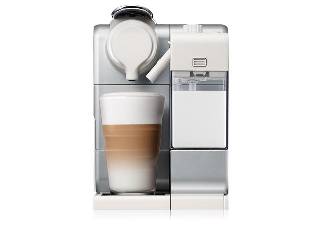 Cafeteira Nespresso Automática Lattissima Touch Facelift Silver 110V - 2