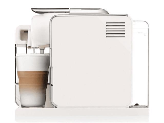 Cafeteira Nespresso Automática Lattissima Touch Facelift Silver 110V - 4