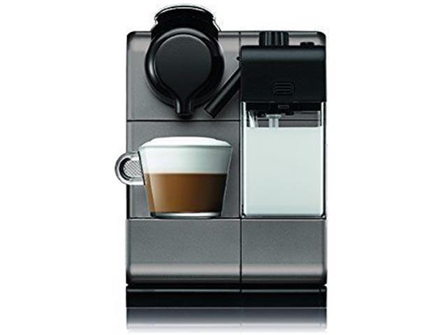 Cafeteira Nespresso Automática Lattissima Touch Facelift Silver - 1