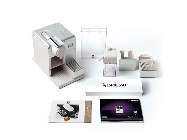 Cafeteira Nespresso Automática Lattissima Touch Facelift Silver - 7