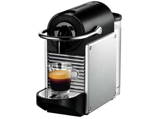 Cafeteira Nespresso Automática Pixie D60 Alumínio